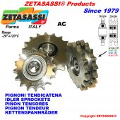 IDLER SPROCKETS AC WITH BEARING