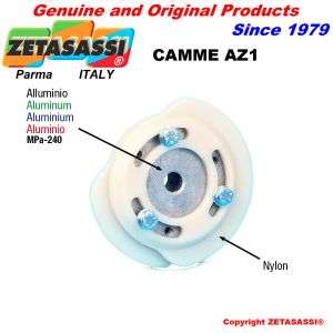 ADJUSTABLE CAMS AZ1