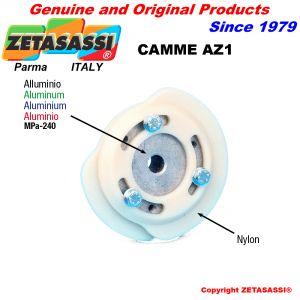 CAMMES AJUSTABLES AZ1