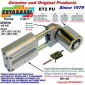 TENSOR DE CORREA AUTOMATICO LINEAL ET2 PU con rodillo tensor Newton180:420