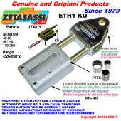 TENSOR AUTOMATICO LINEAL ETH1 KU con horquilla (casquillos PTFE) Newton40:85-95:190-130:250