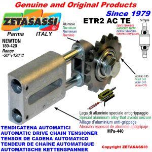 TENDICATENA AUTOMATICO LINEARE ETR2 AC TE con pignone temprato ACTE Newton180:420