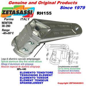 ELEMENTO TENSOR RH155 con agujero o rosca Newton30:280