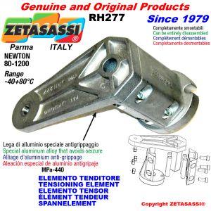 ELEMENTO TENDITORE RH277 con foro o filetto Newton80:1200