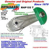 ELEMENTO TENSOR DE CADENA RHP155 con patin tensor cadena cabeza redonda Newton30:280