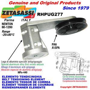 RIEMENSPANNER ELEMENTE RHPUG277 mit spannrolle Newton80:1200