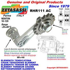KETTENSPANNER ELEMENTE RHR111AC mit Kettenräder und KettenRadsätze AC Newton10:120