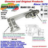 KETTENSPANNER ELEMENTE RHR155AC mit Kettenräder und KettenRadsätze AC Newton30:280
