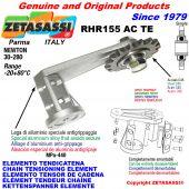 KETTENSPANNER ELEMENTE RHR155ACTE mit verhärteter Kettenräder und KettenRadsätze ACTE Newton30:280