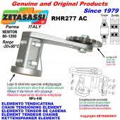 KETTENSPANNER ELEMENTE RHR277AC mit Kettenräder und KettenRadsätze AC Newton80:1200