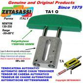 AUTOMATIC LINEAR DRIVE CHAIN TENSIONER TA1 oval arch head Newton130:250