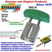 AUTOMATIC LINEAR DRIVE CHAIN TENSIONER TA2 oval arch head Newton180:420