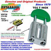 AUTOMATISCHE LINEAR KETTENSPANNER TO2INOX Rundkopf Newton210:350