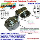 TENSOR DE CADENA ROTATIVO TRB2 con piñon tensor AC Newton120:480-120:380