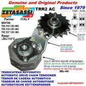 AUTOMATISCHE SPANNARM FÜR KETTE TRR2AC mit Kettenrad AC Newton120:480-120:380