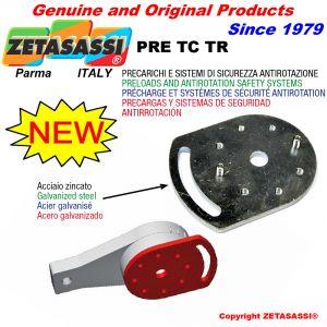 Précharge pour tendeur rotatif TC & TR
