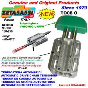 TENSOR DE CADENA AUTOMATICO LINEAL TO08 cabeza oval Newton95:190-130:250