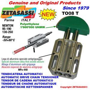 TENSOR DE CADENA AUTOMATICO LINEAL TO08 cabeza redonda Newton95:190-130:250