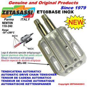 TENSOR AUTOMATICO LINEAL ET08 BASE INOX sin cabeza Newton110:240